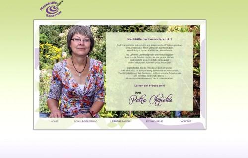 Firmenprofil von: Nachhilfeunterricht in Würselen: Nachhilfe-Zentrum Petra Chmielus