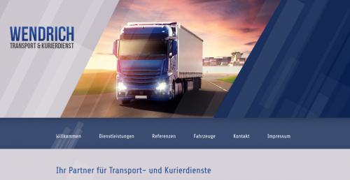 Firmenprofil von: Transporte in der Wirtschaftsregion Leipzig