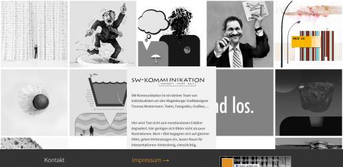 Firmenprofil von: SW-Kommunikation: Ihre Werbeagentur in Magdeburg