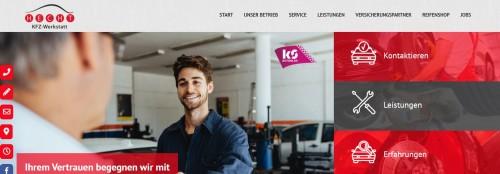 Firmenprofil von: Ihre Werkstatt für erstklassige Lackierungen – Kfz Hecht in Dietenhofen