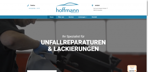 Firmenprofil von: Ihr Karosseriebauer für Wuppertal und Umgebung