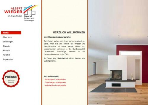 Firmenprofil von: Professionelle Malerarbeiten in Ludwigshafen
