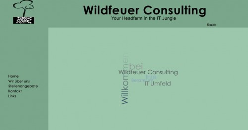 Firmenprofil von: Personalberatung Wildfeuer Consulting in München