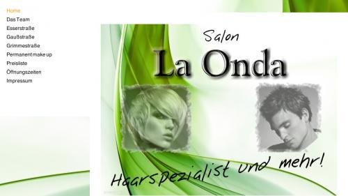 Firmenprofil von: Friseursalon: Salon la Onda in Hagen
