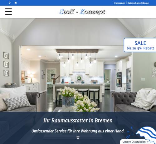 Firmenprofil von: Teppichböden in Bremen: Stoff-Konzept