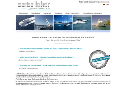Firmenprofil von: Boot mieten auf Mallorca – Freiheit auf See