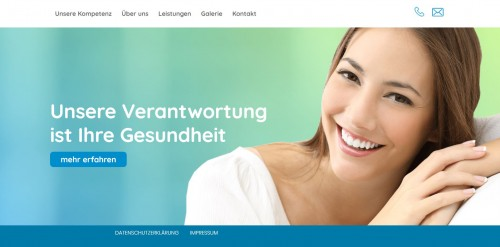 Firmenprofil von: Ihre erfahrene Zahnarztpraxis in Kassel – Bernd Führer