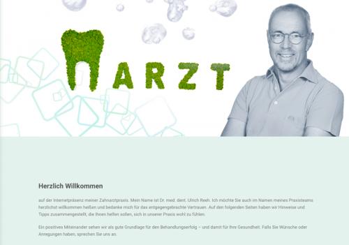 Firmenprofil von: Dr. med. dent. Ulrich Reeh in Trier – die Zahnarztpraxis für die ganze Familie
