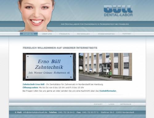 Firmenprofil von: Erno Büll Zahntechnik in Norderstedt