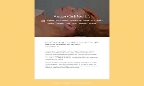 Firmenprofil von: Zeit zum Wohlfühlen – Sichelmond UG in Köln