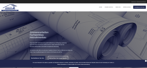 Firmenprofil von: Ihre Zimmerei in Uckermark: Dachdeckerei & Zimmerei Rene Schmidt