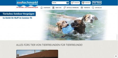 Firmenprofil von: Ihr Zoofachgeschäft in Berlin für Heimtierbedarf