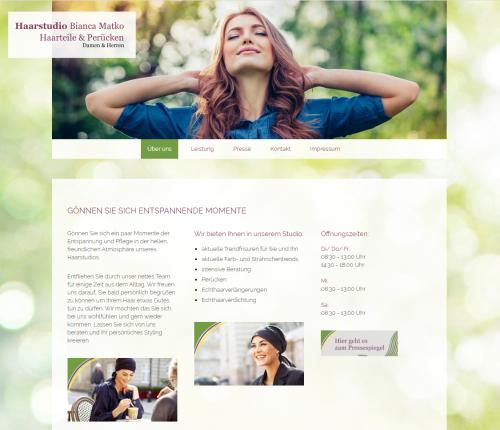 Firmenprofil von: Haarstudio Matko: Ihre Zweithaar-Experten