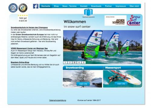 Firmenprofil von: Der Onlineshop für den leidenschaftlichen Wintersportler