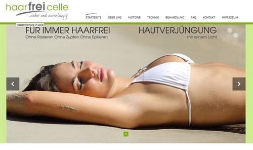 Firmenprofil von: Dauerhafte Haarentfernung in Celle