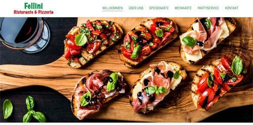 Firmenprofil von: Mediterrane Spezialitäten im Bistro Ristorante Pizzeria Fellini in Schenefeld