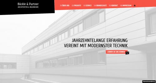 Firmenprofil von: Architekten & Ingenieure in Ulm: Bückle & Partner