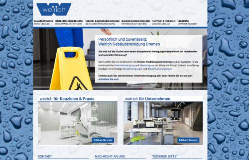 Firmenprofil von: Gebäudereiniger in Teilzeit (m/w) für Objekte in der Region Bremen