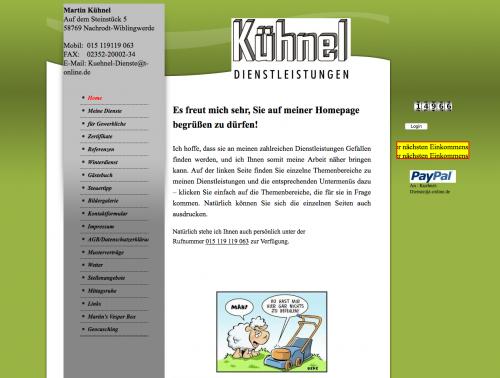 Firmenprofil von: Hausmeister in Iserlohn