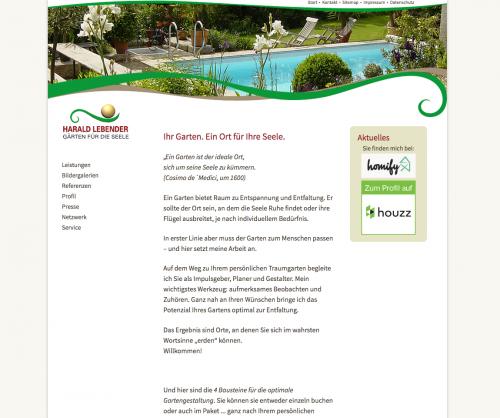 Firmenprofil von: Professioneller Galabau in Nürnberg