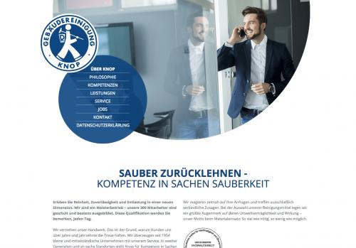 Firmenprofil von: Gründliche Gebäudereinigung von Knop in Oldenburg
