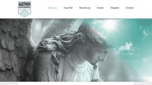 Firmenprofil von: Bestatter in Bochum: Agethen Bestattungen