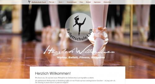 Firmenprofil von: Ballettschule in Heidelberg und Sandhausen