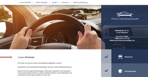 Firmenprofil von: Fachgerechte Kfz Reparatur in Hildesheim