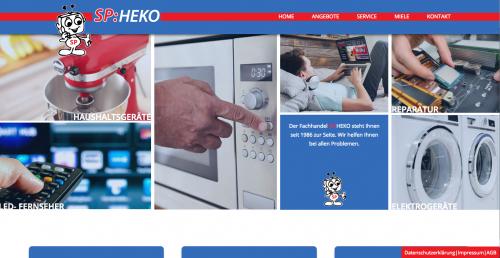 Firmenprofil von: Servicetechniker in Berlin: SP:HEKO