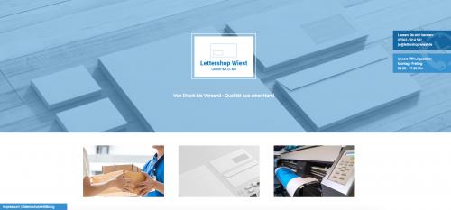 Firmenprofil von: Ausgezeichneter Lettershop Service in Kisslegg