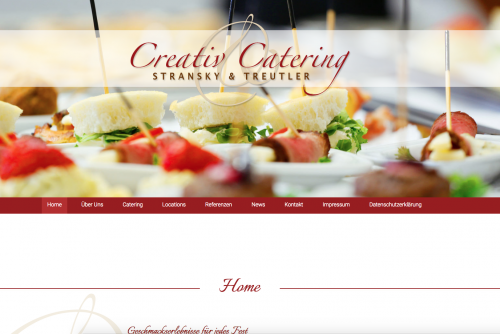 Firmenprofil von: Partyservice in Augsburg: Creativ Catering S & T