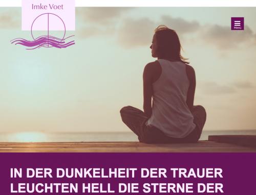 Firmenprofil von: Heilpraktikerin für Psychotherapie  Imke Voet in Elmshorn