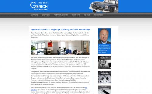 Firmenprofil von: Gerichtsgutachten Wettenberg dsaHosting