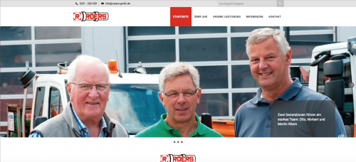 Firmenprofil von: Kanalinspektion Röers GmbH in Münster