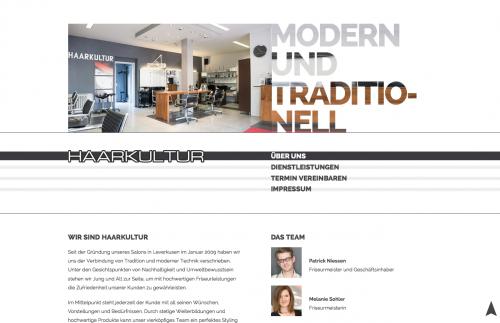 Firmenprofil von: Haarkultur Niessen in Leverkusen