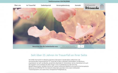Firmenprofil von: Einfühlsames Bestattungsinstitut in Arnstein