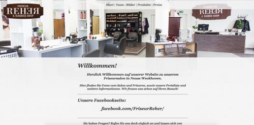 Firmenprofil von: Friseur Reher in Neuss