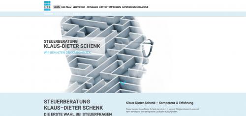 Firmenprofil von: Betriebswirtschaftliche Beratung bei Steuerberatung Klaus-Dieter Schenk in Euskirchen