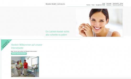 Firmenprofil von: Zahnarztpraxis in Leipzig: Dipl.-Stom. Kerstin Arndt