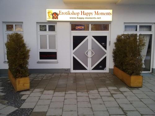 Firmenprofil von: Erotikshop Happy Moments im Raum München Prickelnde Erotik für jeden