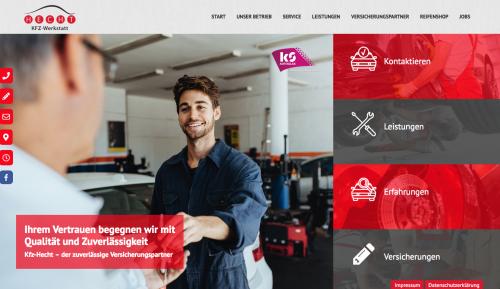 Firmenprofil von: Professionelle Autoreparatur in Dietenhofen: Ihre Werkstatt Kfz-Hecht