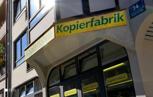 Firmenprofil von: Hochwertiger Digitaldruck bei Coras Digitaldruck in Mühldorf