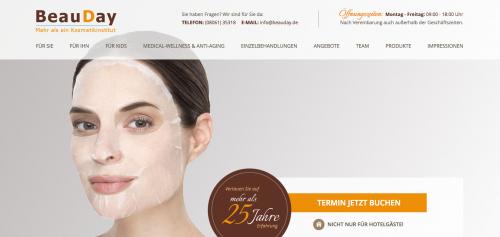 Firmenprofil von: Körper, Geist und Seele heilen im Kosmetikstudio BeauDay Bad Aibling