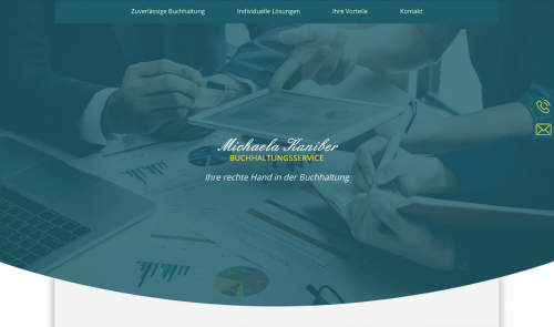 Firmenprofil von: Umfassendes Consulting beim Buchhaltungsservice Kaniber