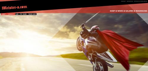Firmenprofil von: Professionelles Motorradtuning bei Meister-S.com in Parchim
