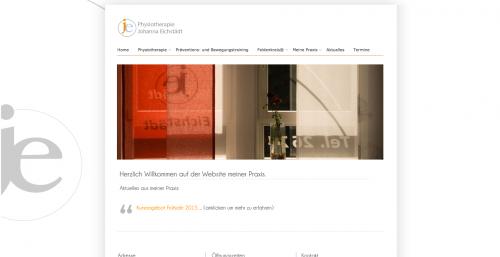 Firmenprofil von: Physiotherapie Johanna Eichstädt in Merzig