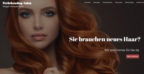 Firmenprofil von: Hochwertige Perücken in Duisburg