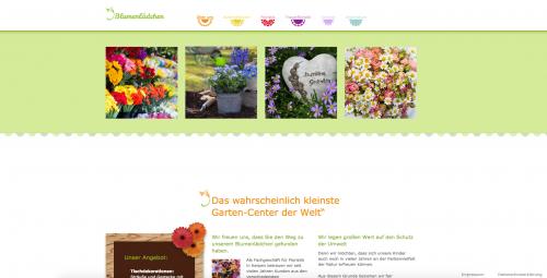 Firmenprofil von: Blumen in Kerpen – Blumenlädchen Seecker
