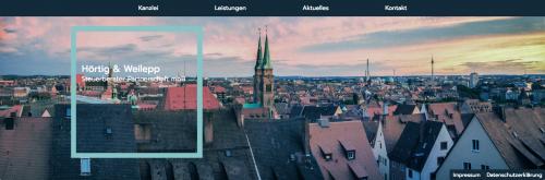 Firmenprofil von: Hörtig & Weilepp Steuerberater Partnerschaft mbB in Nürnberg